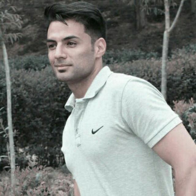 احمد حیدری کارشناس تربیت بدنی