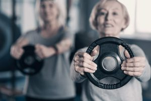 تمرینات معلق TRXو سالمندان