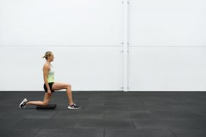 بررسی کشش خط Hip Flexors و Lateral