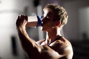 زمان مصرف پروتئین