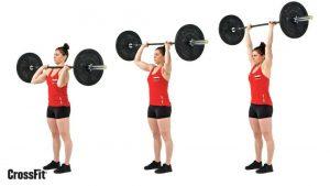حرکت شولدر پرس یا پرس سرشانه Shoulder press