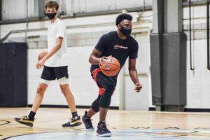 تمرین با ماسک در دوران کرونا