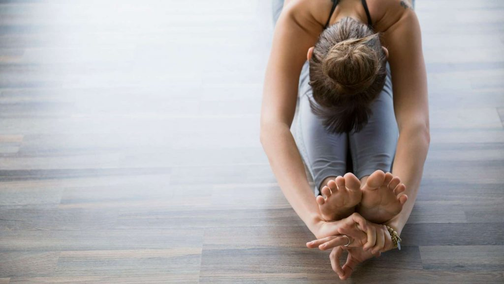 تمرینات کششی و تحرک پذیری