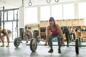 تاثیر تمرینات وزنه برداری بر بانوان