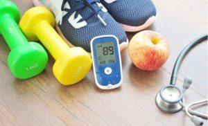 دیابت و ورزش